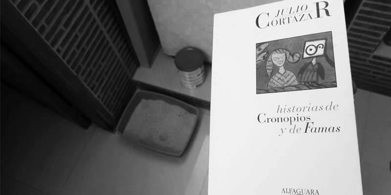 Crónica de lectura de Cronopios y Famas