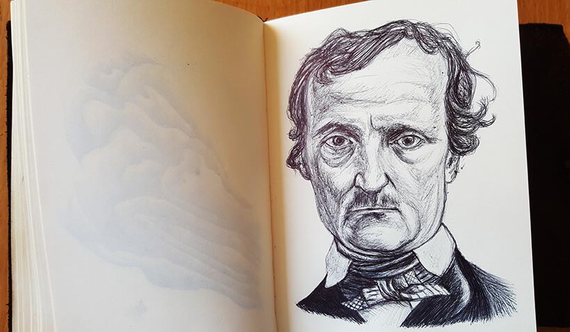 La experiencia del límite humano en Edgar Allan Poe