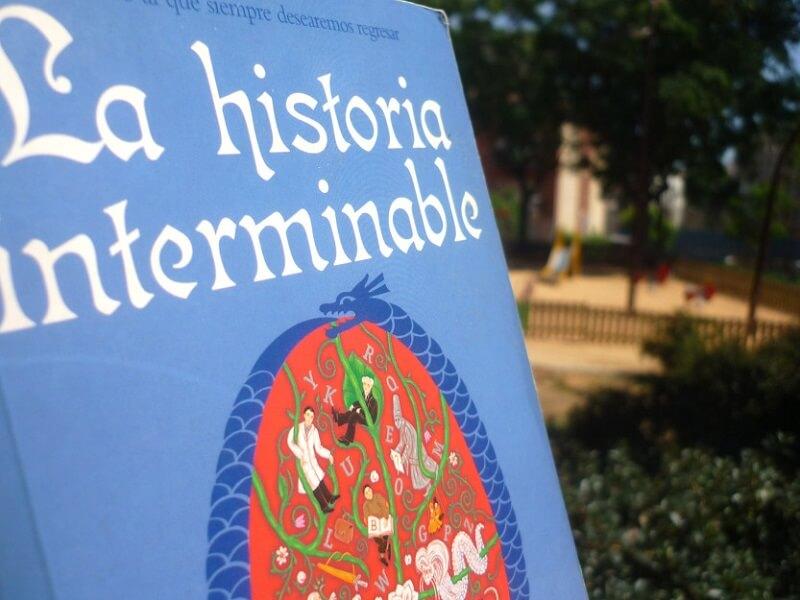 Reseña de La Historia Interminable - Michael Ende