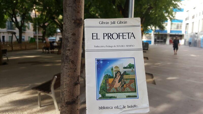 El Profeta, la voz del poeta Gibran Jalil Gibran