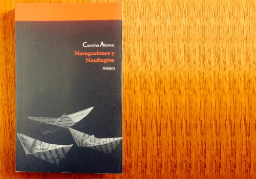 Libro navegaciones y naufragios
