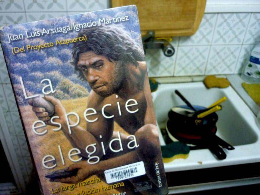 Reseña La especie elegida - Arsuaga y Martínez