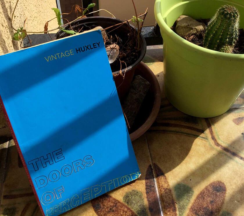 Reseña y análisis del libro Las Puertas de la Percepción de Huxley