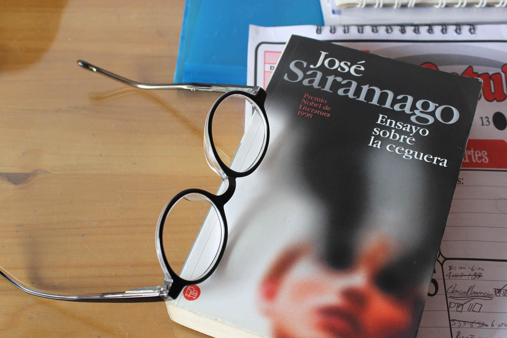 Ensayo sobre la ceguera - libro de José Saramago