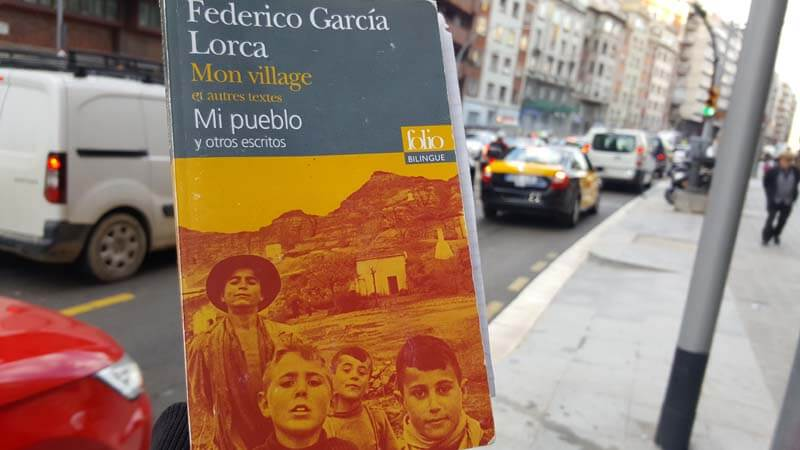 Mi pueblo - reseña sobre los relatos de García Lorca