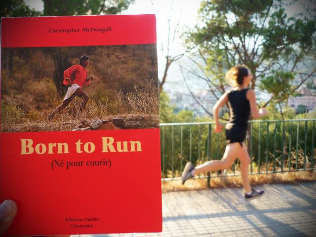 Nacido para correr - libro