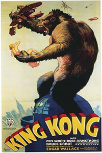 Imagen king kong película 1933
