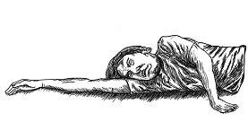 Joven durmiendo Reseña libro Los sueños