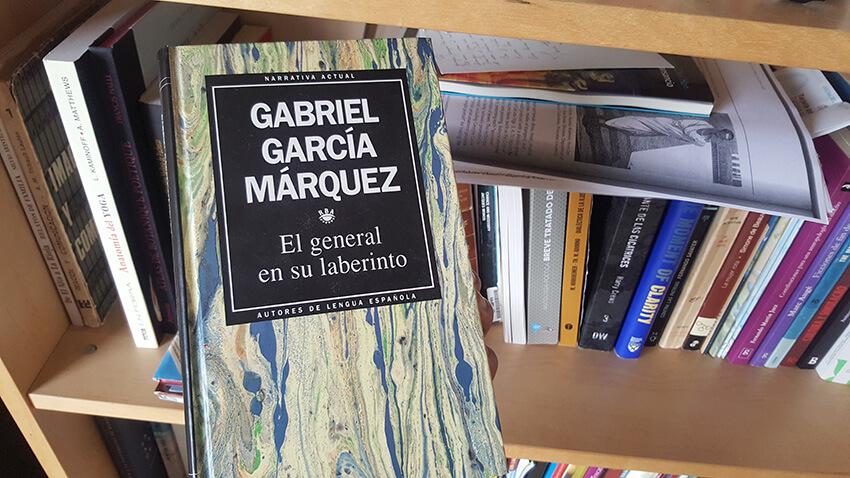 Reseña del libro El general en su laberinto