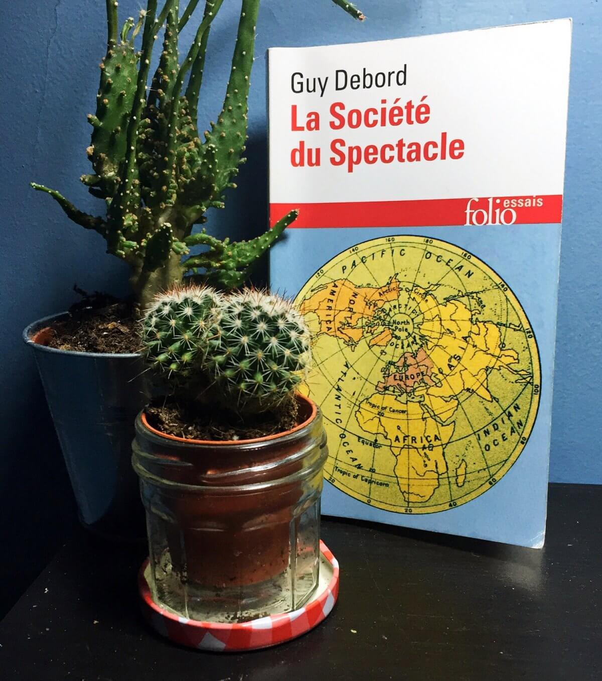 Libro La sociedad del espectáculo - Guy Debord