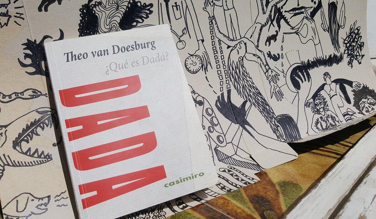 Libro Qué es Dadá - Theo van Doesburg